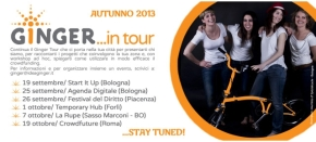 GINGER Tour – reloaded