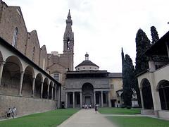Cappella Pazzi ha conquistato ilWest