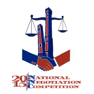 Il logo della National Negotiation 2015